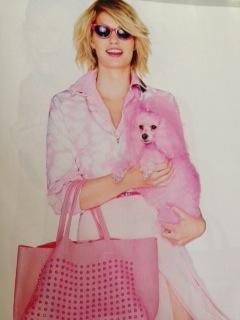 Chloe's Cleo Magazine Appearance